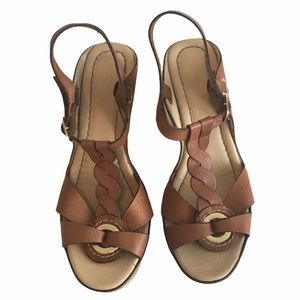 Andre Assous Wedge Sandals